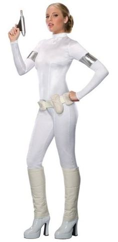 The Star Wars Padme Amidala Adult Costume is the best 2019 Halloween costume for you to get! Everyone will love this Womens costume that you picked up from Wholesale Halloween Costumes! Star Wars Padme, Star Wars Sith, Amidala Star Wars, Clone Wars, Queen Amidala, Star Wars Halloween, Costumes Sexy Halloween, Costumes For Sale, Adult Costumes