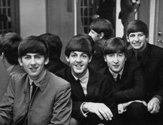 The Beatles In the early years of their career the Beatles famously wore similar suits, created for them in the mod style, as was popular at the time. Setting a trend for boy bands to come, dressing in an easily recognisable fashion provided their...