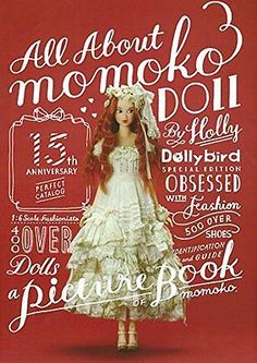 All About momoko DOLL Dolls Fashion Photo Book Japan NEW | eBay