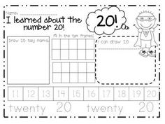 Zero the Hero Classroom Counting Fun!  This packet includes:  Zero the Hero counting to 100 by tens, big and small; calendar numbers; printables for each number; homework sheets; letters from Zero the Hero; and much more!  $