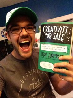 Michael Gebbens sponsored pages 4 and 5 in Creativity For Sale!