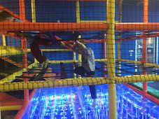 Olé Jungle Gym Indoor Playspace