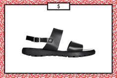 How NOT To Blow Your $ This Summer #refinery29  http://www.refinery29.com/money-saving-tips#slide12  Comfort KicksThese sandals from ASOS may not be quite as sharp as that Givenchy pair, but they'll certainly get the job done. They're somewhere between a Teva and a sleek sandal we'd wear all summer long.   ASOS, Famous Last Words Leather Flat Sandals, $41.92, available at ASOS.