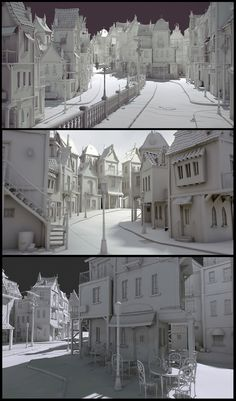 Baron Vermin (Shortfilm) by Illusorium Studios, via Behance