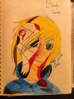 Bloody Snake. My profile picture... Blah Blah blah  (More info about bloody snake just comment)