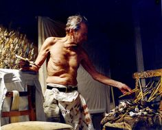 Artist At Work: Lucien Freud