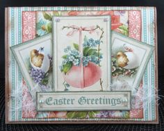 Scraps From A Broad: Vintage Easter Cards. March 15 2014