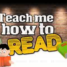 "Teach Me How to Read - Rap Song for Kids (tune of ""Teach Me How to Dougie"""