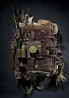 steampunk book. love it. by msfannyprice