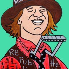 Todd Snider Pop Folk Art