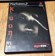 Kuon - PlayStation 2 (PS2) Video Game - Complete 93992092207 | eBay