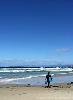 Beerbarrel Beach, #StHelens Point #Tasmania... article and photo for think-tasmania.com