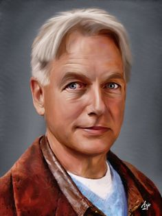 Mark Harmon by Arjo62 on DeviantArt