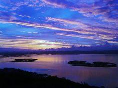 Lagoa Santo Antonio dos Anjos da Laguna, Santa Catarina - Brasil