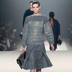 Tendances mode automne-hiver 2013-2014: les teintes de gris