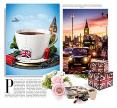 """""""London"""" by smile-2528 ❤ liked on Polyvore featuring moda, Nearly Natural i Chanel"""
