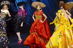 John Galliano for Christian Dior Spring Summer 2008 Haute Couture