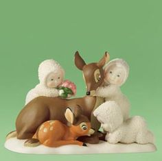 "Department 56: Products - ""Nice To Meet You, Bambi"" - View Products"