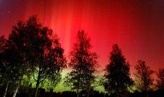 Auroras Boreales... pronto.