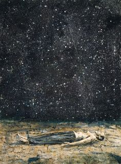 Anselm Kiefer, Starfall, 1995