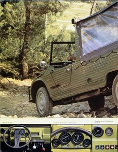 Citroën Mehari (1963-1987)
