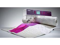 Máquina de Costura Singer PFAFF Quilt Expression 4.2 - 254 Pontos - Máquinas de Costura - Magazine Luiza