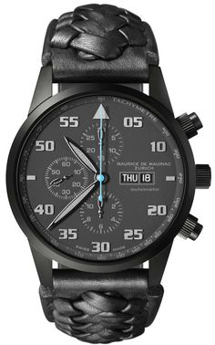 Maurice de Mauriac Summer 2011 Chronograph Modern Watches