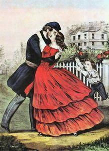 How to Make a Civil War Era Hoop Skirt thumbnail