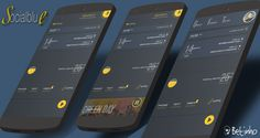 Top Android Homescreen March 20th Edition: Socialblue