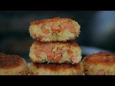 PARÓWKI LUBISZ ? NIE ? TO POLUBISZ ! /Oddaszfartucha - YouTube Salmon Burgers, Bread Recipes, Hot Dogs, Muffin, Breakfast, Ethnic Recipes, Pierogi, Food, Youtube