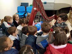 Montesilvano le scuole dellinfanzia scoprono la Nuova Scuola Comunale di Musica