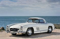 108 Mercedes Benz 1962 300SL Roadster