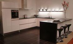 Luxe SieMatic keuken in hoogglans lak