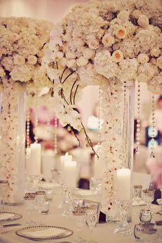 CRÈME DE LA CRÈME - Bridal Show in Vancouver Canada - beautiful details by Countdown Events