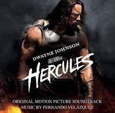 Banda sonora de la película Hercules del director Brett Ratner, compuesta por Fernando Velázquez.