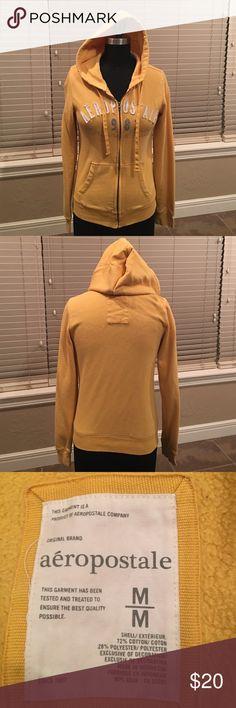 Aeropostale Hoodie Mid weight hoodie. Worn multiple times but in good condition. Aeropostale Tops Sweatshirts & Hoodies