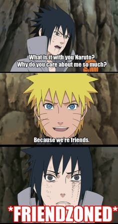 No way sasuke was looking for more
