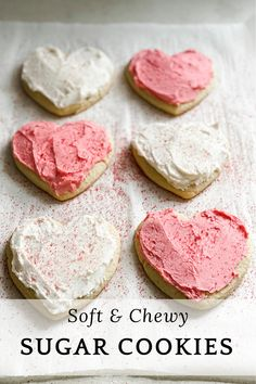 Easily make the best, softest, chewiest sugar cookies ever! The best recipe and frosting of all time. A favorite sugar cookie recipe for sure. #valentinesday #vday #party #food #dessert #bestdessert Happy Valentine Day HAPPY VALENTINE DAY |  #WALLPAPER #EDUCRATSWEB | In this article, you can see photos & images. Moreover, you can see new wallpapers, pics, images, and pictures for free download. On top of that, you can see other  pictures & photos for download. For more images visit my website and download photos.