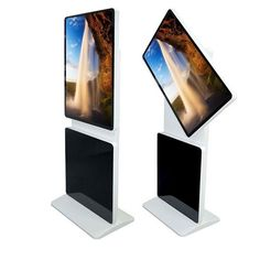 Rotatable Floor Standing Advertising inch smart rotation screen stand alone dual screen kiosk/digital signage Digital Kiosk, Digital Signage, Kiosk Design, Signage Design, Standing Signage, Computer Supplies, House Seasons, Exhibition Stall, Computer Accessories