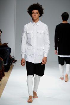 #Menswear #Trends Spring 2015 #Tendencias #Moda Hombre - Collective Runway - Mercedes-Benz Fashion Week