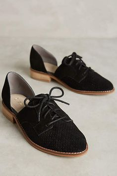 Lien.Do by Seychelles Cuernavaca Oxfords - anthropologie.com
