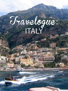 Travelogue: Italy (June 2005)
