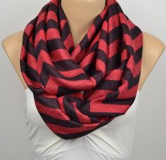 ON SALE  Chevron Infinity Fashion Scarves Circle by LIFEPARTNER, $19.00