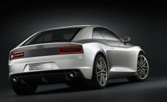 Audi Quattro Concept - Photo Gallery of Auto Shows from Car and Driver - Car Images