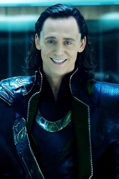 Loki.  Is it weird I found him attractive the whole movie? No. Get rid of the hair and he obviously is.