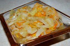 Sałatka z ogórków w marynacie http://panipanidomu.pl/salatka-z-ogorkow-w-marynacie/