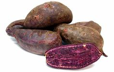 The Health Benefits of Purple Sweet Potato Vegetable