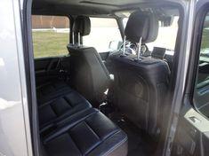 2014 Mercedes-Benz G-Class G 63 AMG Mercedes Benz G Class, Mercedes Benz Models, Gray Interior, Interior Trim, G 63 Amg, Hid Headlights, Limited Slip Differential, Driving Test