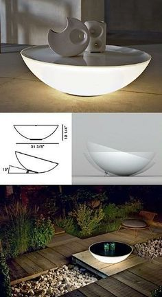 Solar Floor Lamp by Foscarini