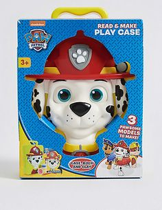 paw patrol read make play case paw patrolgifts for kidsgift guide christmas